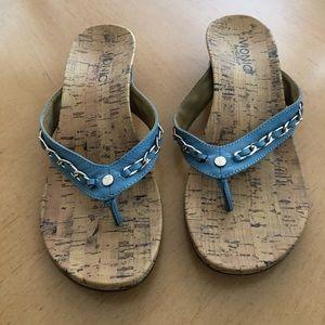 Vionic Shoes - Vionics wedge sandals